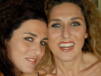 Francesca e Amelia Rondinella