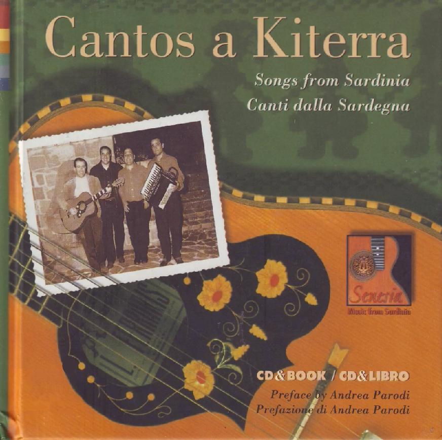 Cantos a Kiterra – Parte Audio